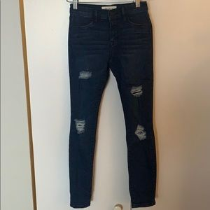 PacSun Distressed Jeggings 23 S